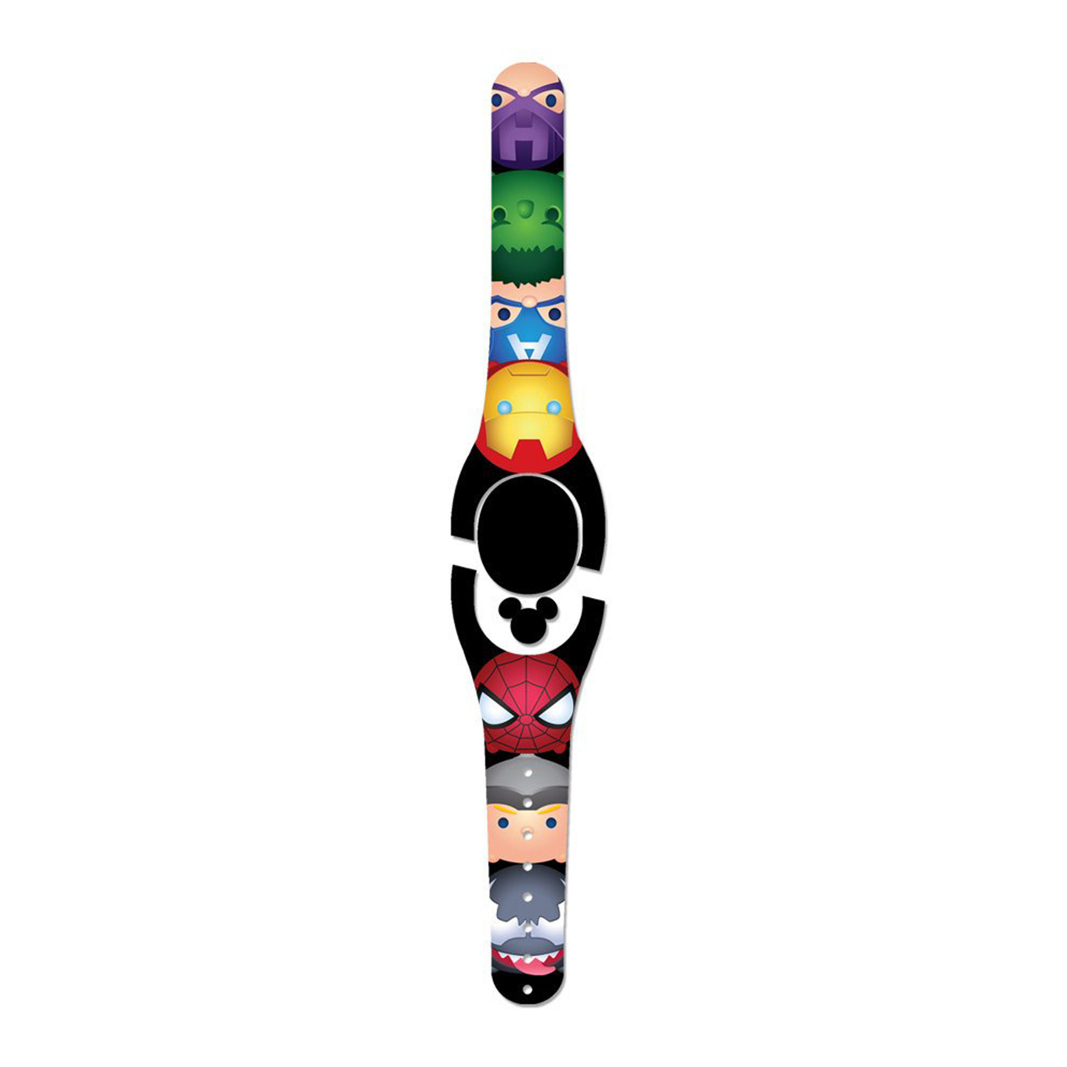 Superhero Decal for Disney MagicBand 2
