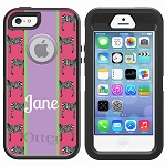 Monogrammed Otterbox Defender iPhone 5/5s Cases