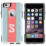 Monogrammed Otterbox Commuter iPhone 6 Cases