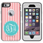 Monogrammed Otterbox Defender iPhone 6 Cases