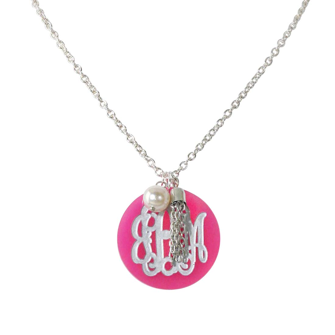 Pink Serendipity Necklace