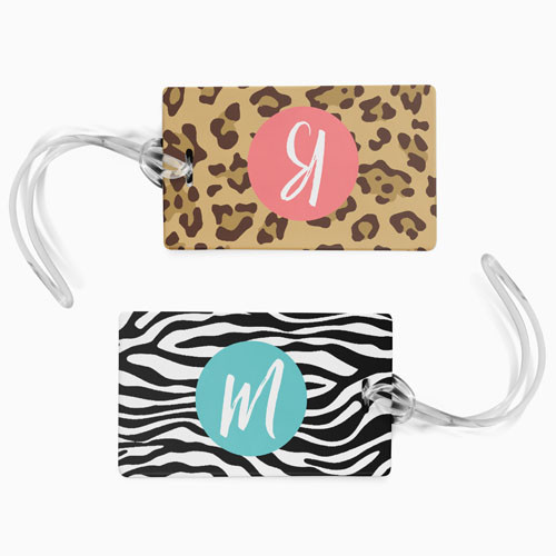 Personalized Diaper & Luggage Tags