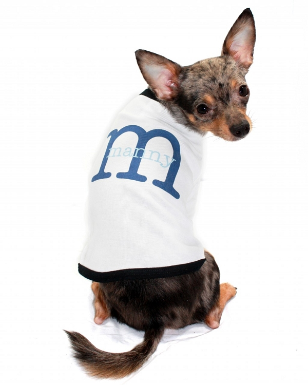 Personalized Dog Tee - The Hallie