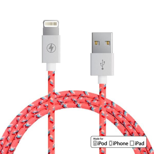 Malibu Lightning to USB iPhone Charger Cable