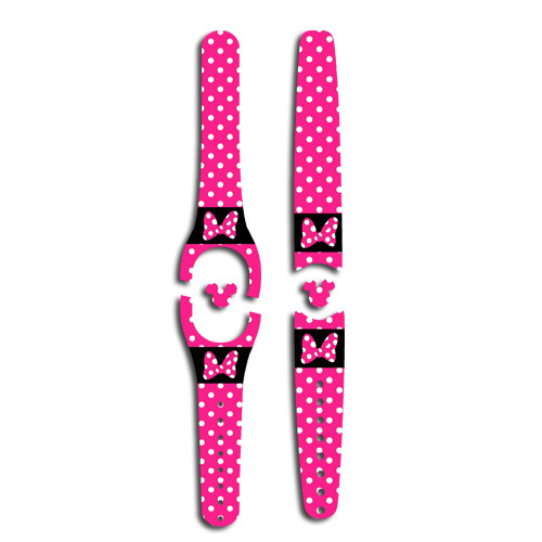 Miss Mouse Disney Magic Band Decal