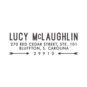PSA Essentials Rectangle Lucy Stamp