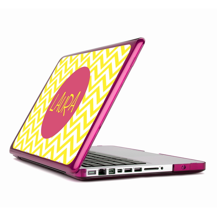 Monogrammed Speck Macbook Cases - Choose your pattern