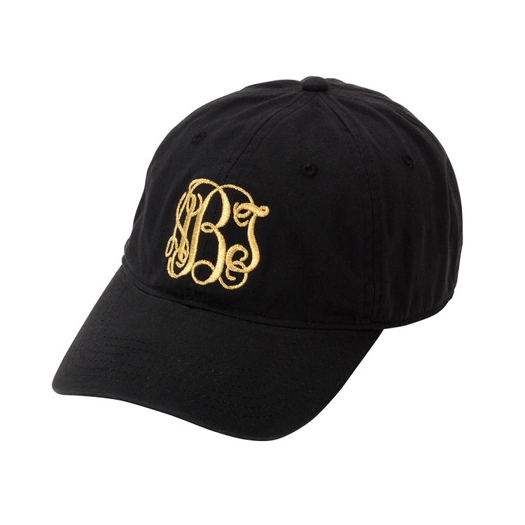 Black Kids Baseball Cap