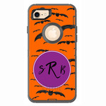 Going Batty Halloween iPhone 7 Phone Cases