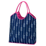 High Tied Beach Bag