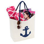 Anchor Canvas Tote
