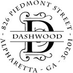 PSA Essentials Dashwood Stamp