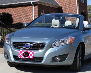Girly Car Accessories to Personalize Your Car