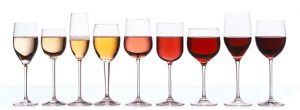 wine glasses for housewarming gifts