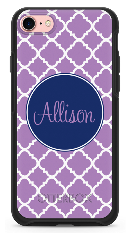 customizable clover phone case