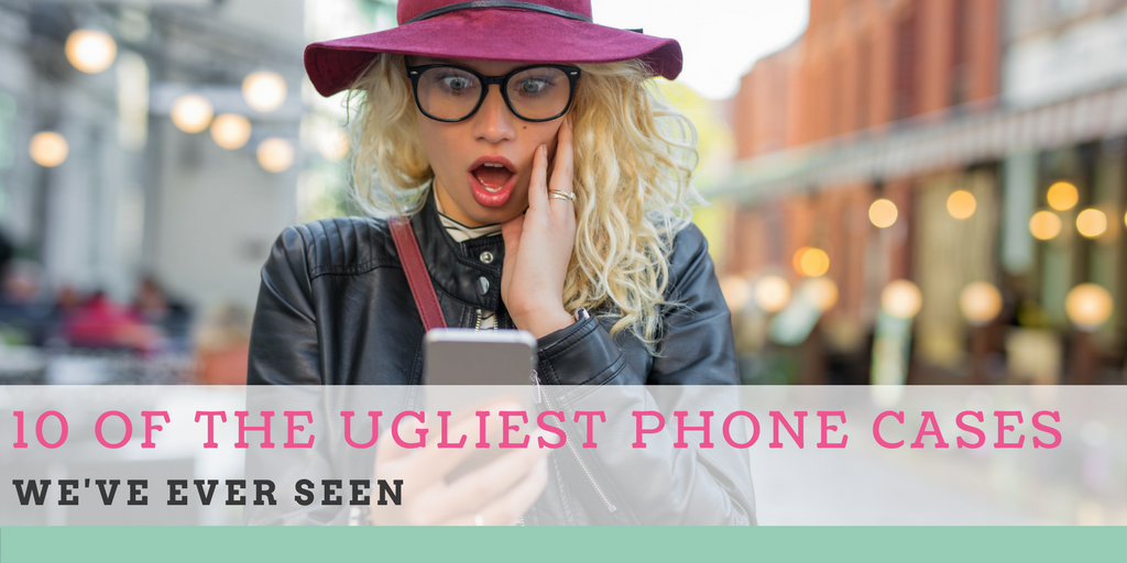 10 of the ugliest phone cases we've ever seen