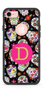 Day of the Dead iPhone 7 Commuter Case